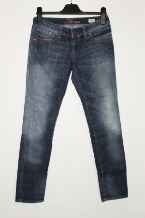 Mavi Lindy Low-Rise Skinny Jeans Hose