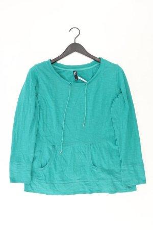 Mavi Longsleeve-Shirt Größe 42 Langarm grün