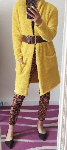 Mavi Manteau mi-saison jaune