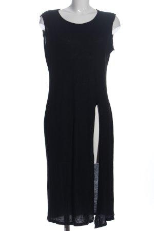 Mavi Midikleid schwarz Elegant