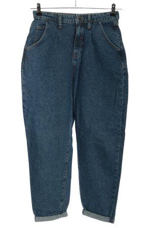 Mavi Mom-Jeans blau Casual-Look
