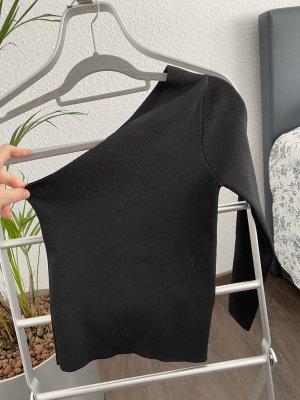Mavi Jeans Co. Top asymétrique noir