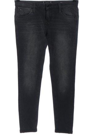 Mavi Röhrenhose schwarz Casual-Look