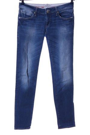 Mavi Röhrenjeans blau Casual-Look