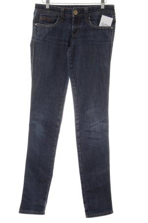 Mavi Jeans a sigaretta blu stile casual