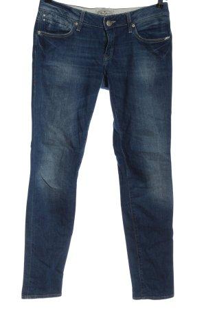 Mavi Jeans cigarette bleu style décontracté