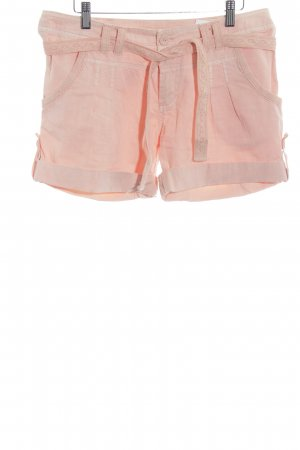 Mavi Shorts apricot Blumenmuster Casual-Look