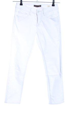 Mavi Skinny Jeans weiß Casual-Look