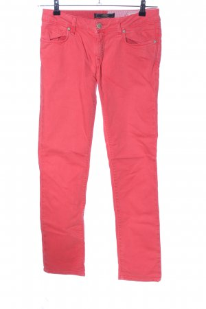 Mavi Skinny Jeans rot Casual-Look
