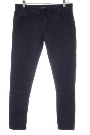 Mavi Skinny Jeans dunkelblau Casual-Look
