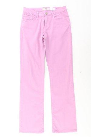 Mavi Skinny Jeans Größe S pink aus Baumwolle