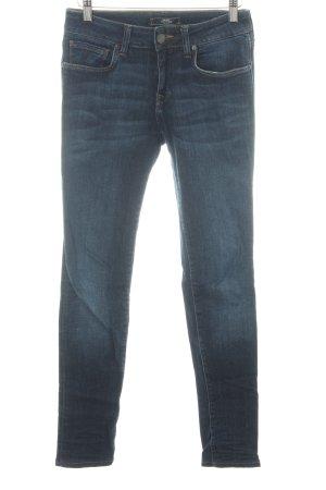 "Mavi Skinny Jeans ""Nicole"" blau"