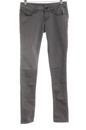 """Mavi Skinny Jeans """"SERENA"""" grau"""