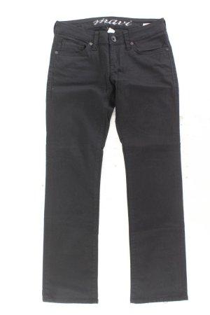 Mavi Straight Jeans Größe 38 schwarz aus Baumwolle