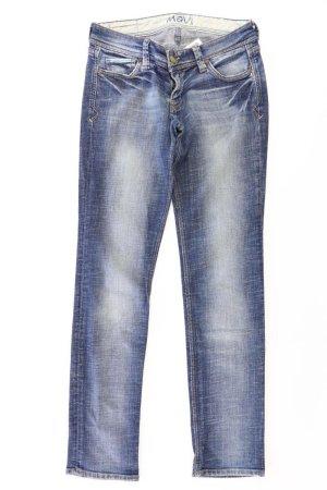 Mavi Jeansy z prostymi nogawkami Bawełna