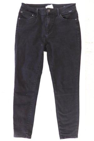 Mavi Jeans a gamba dritta nero Cotone