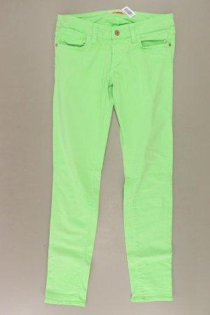 Mavi Straight Jeans Größe W30 grün aus Baumwolle