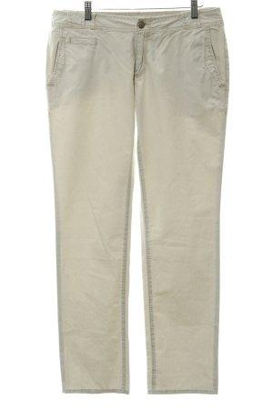 Mavi Straight-Leg Jeans hellbeige Casual-Look