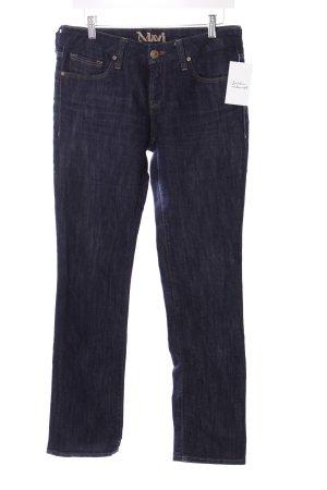"Mavi Straight-Leg Jeans ""Sophie"" dunkelblau"