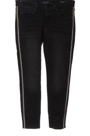 Mavi Jeans elasticizzati nero stile casual