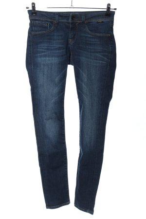 Mavi Stretch Jeans blau Casual-Look