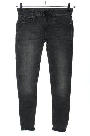 Mavi Stretch Jeans schwarz Casual-Look