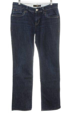 Mavi Jeansy ze stretchu ciemnoniebieski W stylu casual