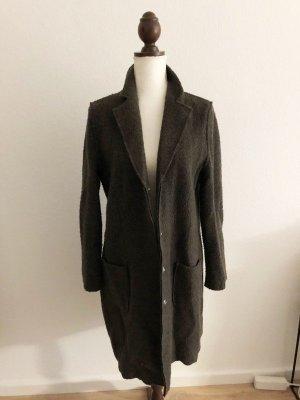 Mavi Strickjacke Jacke grau Anthrazit Größe L 40 42 Blogger