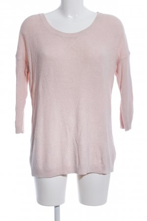 Mavi Strickpullover pink Casual-Look