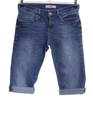 mavi UPTOWN Jeans a 3/4 blu stile casual