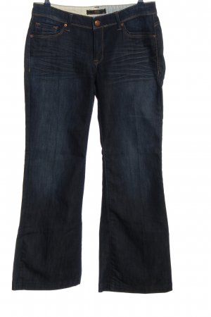 mavi UPTOWN Denim Flares blue casual look