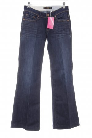 mavi UPTOWN Karottenjeans dunkelblau Jeans-Optik