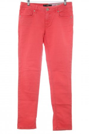 mavi UPTOWN Skinny Jeans hellrot Casual-Look