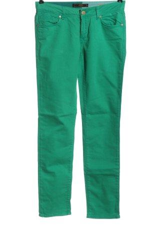 mavi UPTOWN Jeansy z prostymi nogawkami zielony W stylu casual