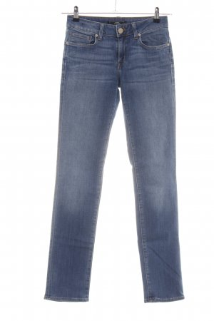 mavi UPTOWN Stretch Jeans blau Casual-Look
