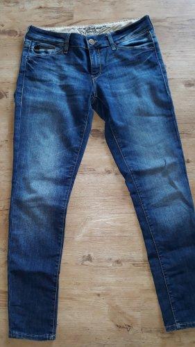 Mavi Jeans Co. Boyfriend jeans blauw
