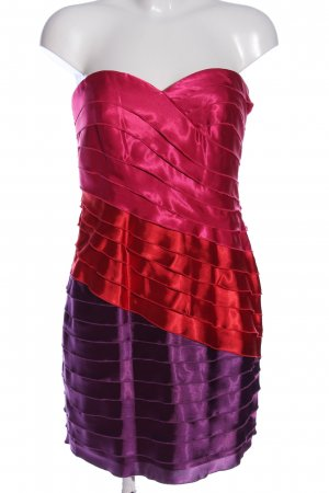 Max and Cleo Corsage Dress multicolored elegant