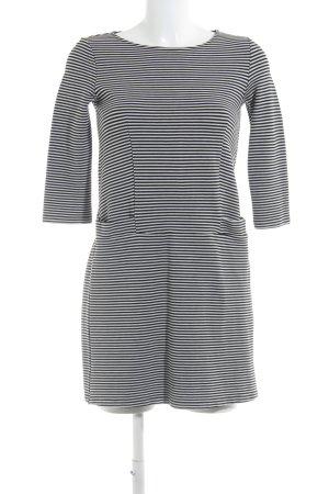 Max & Co. A-Linien Kleid schwarz-weiß