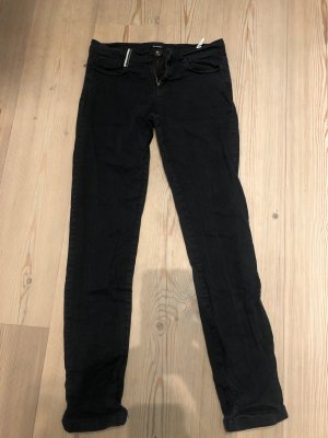 Max & Co. Five-Pocket Trousers black