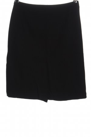 Max & Co. Pencil Skirt black flecked casual look