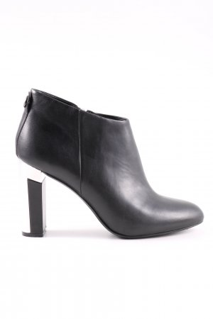 Max & Co. Booties schwarz Business-Look