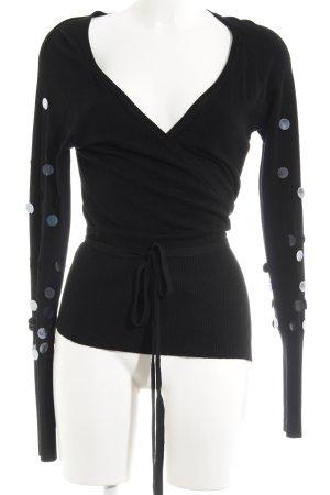 Max & Co. Cardigan schwarz Elegant