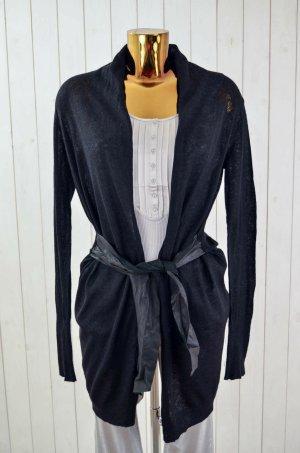 Max & Co. Cardigan in maglia nero Poliammide