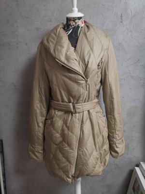 Max & Co. Down Jacket beige mixture fibre