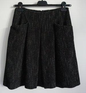 MAX & Co. DIAPASON - Minirock - black