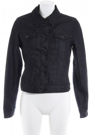 Max & Co. Jeansjacke anthrazit Casual-Look