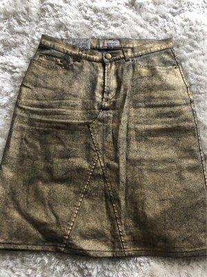 Max & Co. Gonna di jeans oro-bronzo