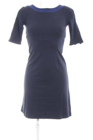Max & Co. Jerseykleid dunkelblau Business-Look