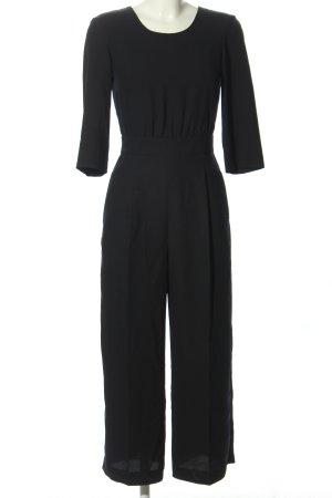 Max & Co. Jumpsuit schwarz Business-Look