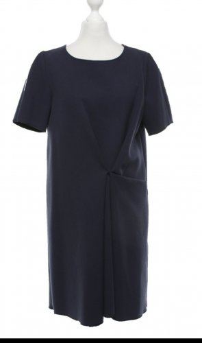 Max & Co. Shortsleeve Dress dark blue